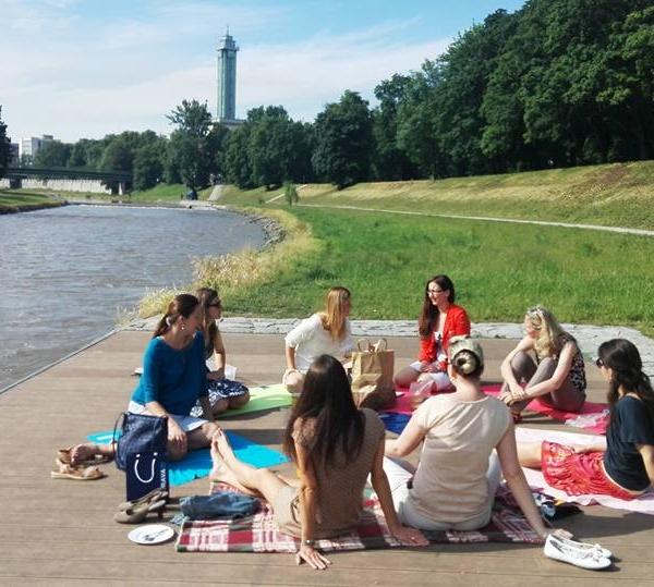 Školení oddělení marketingu Magistrátu Města Ostravy