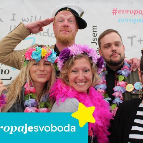 Evropská komise na Colours of Ostrava 2016