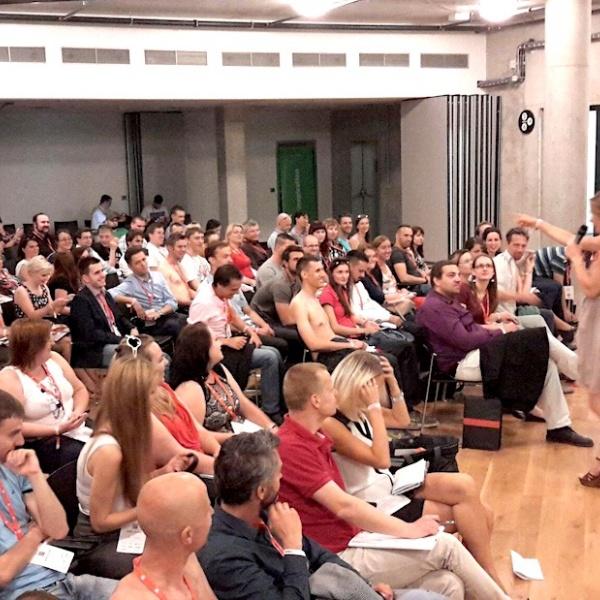 Shopexpo 2015 - workshop Guerilla, Event marketing